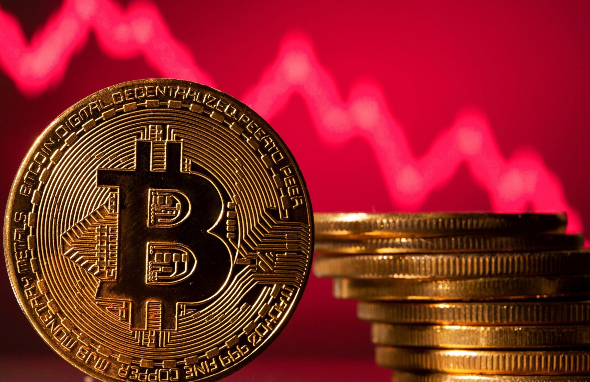 The crypto collapse: Here's what's behind bitcoin's sudden drop