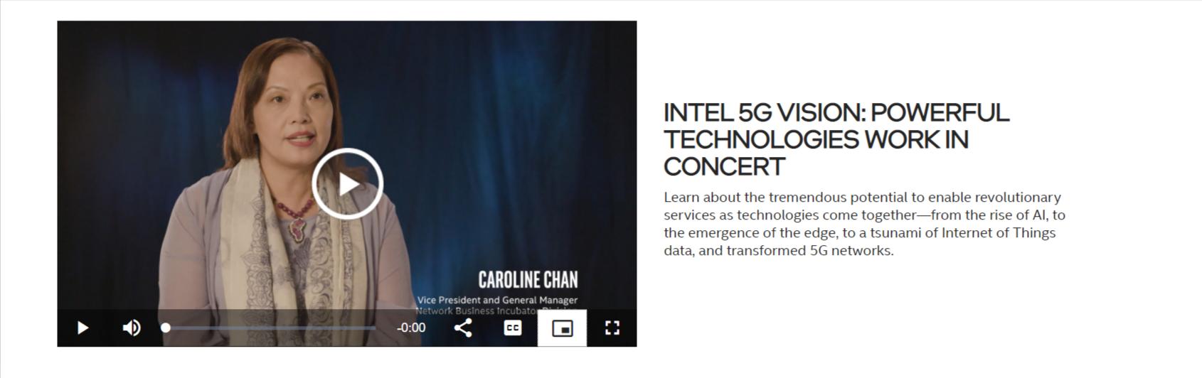 5g Technology by Intel
